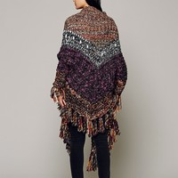 Free People Knitted Meena Shawl
