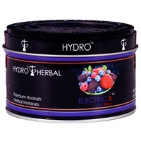 Electric X Hydro Herbal Shisha at Hookah Company