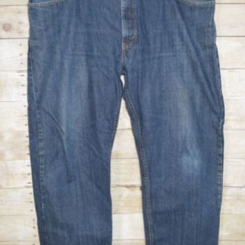 Levi's 559 Jeans Relaxed fit Straight 44X32 mens