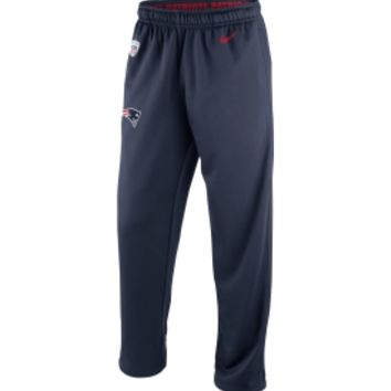 Nike Men's New England Patriots KO Speed Logo Navy Performance Sweatpants | DICK'S Sporting Goods