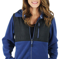 Stillwater Supply Co. Denali Women's Tech Fleece Jacket Coat