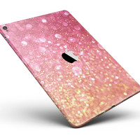 "Unfocused Pink and Gold Orbs Full Body Skin for the iPad Pro (12.9"" or 9.7"" available)"