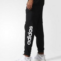 """Adidas""Men Fashion Print Sport  Stretch  Pants Trousers Sweatpants"