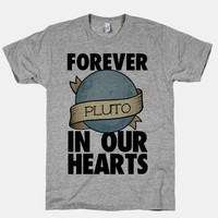 Pluto: Forever in our Hearts