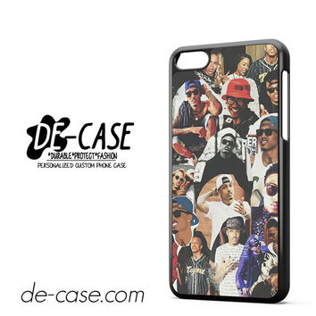 August Alsina College DEAL-1136 Apple Phonecase Cover For Iphone 5C