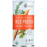 Essential Living Foods Smoothie Mix - Organic - Wild Protein - Creamy Coconut and Greens - 16 oz - 1 each