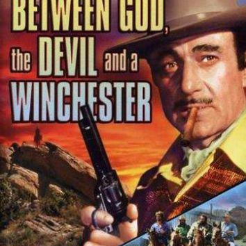 Gilbert Roland & Terence Hill - Euro Western Double Feature: Between God, The Devil & A Winchester 1963 Boot Hill 1969