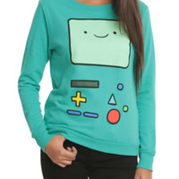 Adventure Time I Am BMO Girls Pullover Top