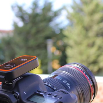 MIOPS MOBILE – The World's Most Versatile Camera Remote