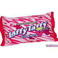 Laffy Taffy Squishy Candy Pillow | CandyWarehouse.com Online Candy Store