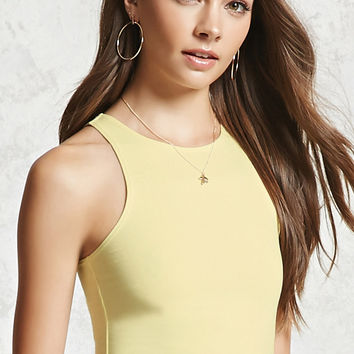 Formfitting Tank Top