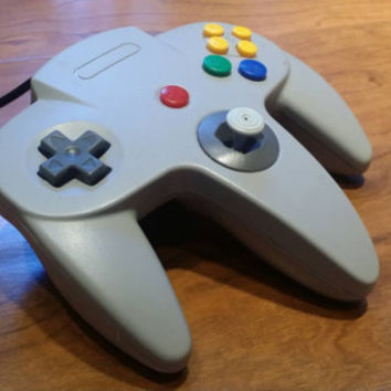 Nintendo 64 n64 controller - video game system console FREE SHIPPING