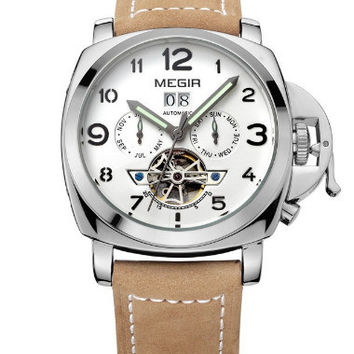 Megir Pescera Tourbillon 4706-W
