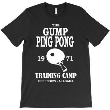 forrest gump   ping pong camp   cult film T-Shirt