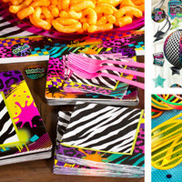 Totally 80s Theme Party - 80s Party Supplies - Party City