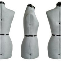Adjustable Dress Form - Diamond Series - The Fashion Maker