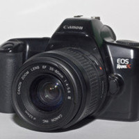 CANON EOS Rebel X 35mm Film Camera with 28-80MM