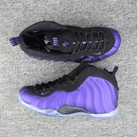 ONETOW Nike Air Mens Foamposite Pro Hardaway Purple Sneaker
