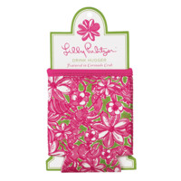 Drink Hugger in Coronado Crab by Lilly Pulitzer