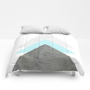 Arrows Collage Comforters by ARTbyJWP