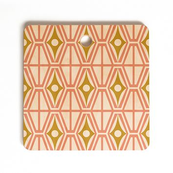 Heather Dutton Metro Fusion Cutting Board Square