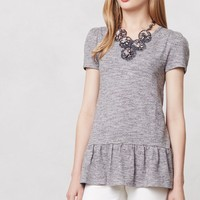 Nora Peplum Top