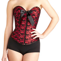 Night of Fancy Corset