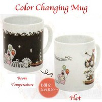 San-X Sentimental Circus Color-Changing Mug: Amusement Park 1