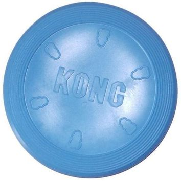 KONG Puppy Flyer Rubber Flying Disc Dog Toy Sz:  X-Small