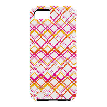 Heather Dutton Intersection Bright Cell Phone Case