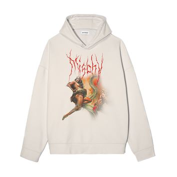 EXTASY HOODIE OFF-WHITE