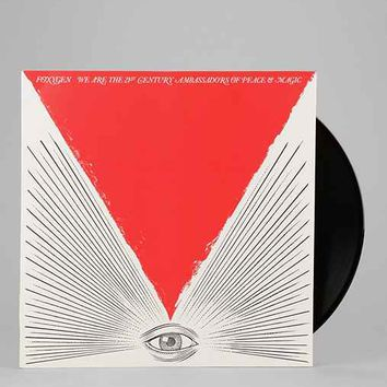 Foxygen - We Are The 21st Century Ambassadors Of Peace & Magic LP
