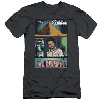 Ancient Aliens - Aliens Comic Page Short Sleeve Adult 30/1