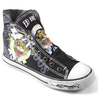 Ed Hardy High-Top Sneakers - Women (Black)