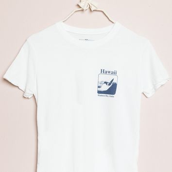 Jamie Hawaii Top - Graphics