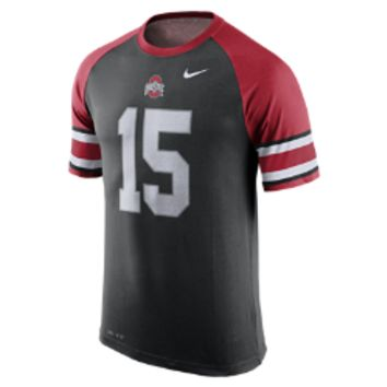 Nike College Dri-FIT New Day Number (Ohio State) Men's T-Shirt