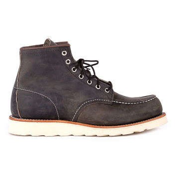 Red Wing Classic Moc (Black Leather)