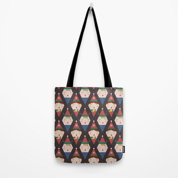 Day 25/25 Advent - a Christmas Carol Tote Bag by lalainelim