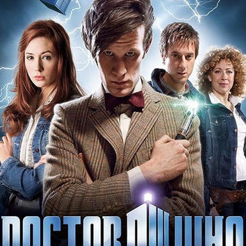 Doctor Who 11th Doctor Cast Poster 11x17