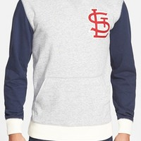 Men's Mitchell & Ness 'St. Louis Cardinals - Team to Beat' Tailored Fit Sweatshirt