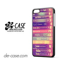Disney Books For Iphone 5C Case Phone Case Gift Present YO