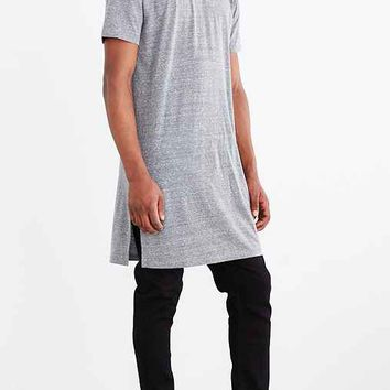 The Narrows Long Side Slit Tee-