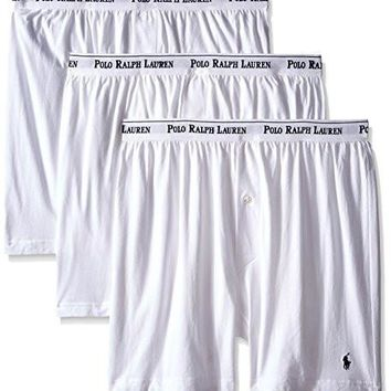 Polo Ralph Lauren Mens Cotton Signature Boxers