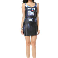Darth Vader Star Wars Dress