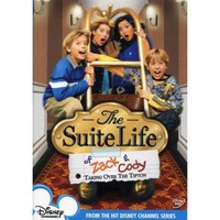 Suite Life Of Zack & Cody: Taking Over The Tipton - Walmart.com