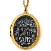 Do What Makes You Happy - Locket