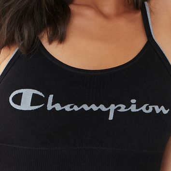 Moderate Support - Champion Heritage Cami Sports Bra
