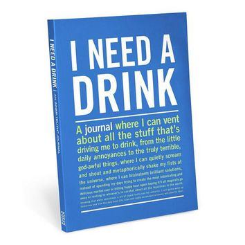 I Need A Drink Inner-Truth® Journal