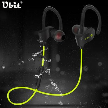 Wireless Bluetooth Sport Earbuds with HD Mic