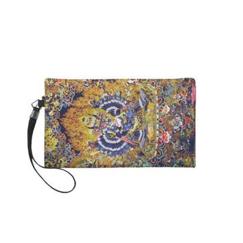 Cool oriental tangka Yamantaka death god tattoo Wristlet Purses from Zazzle.com
